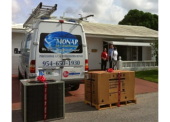 Coral Springs hvac service Monar Air Conditioning