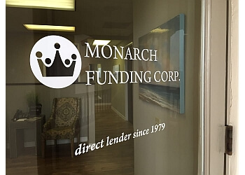 Anaheim mortgage company Monarch Funding Corporation