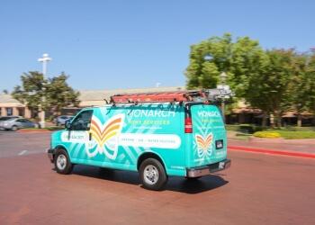 Fresno hvac service Monarch Home Services