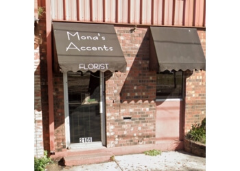 New Orleans florist Mona's Accents