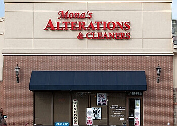 Olathe dry cleaner Mona's Alterations & Cleaners