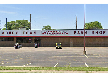 Wichita pawn shop Money Town Pawn Shop