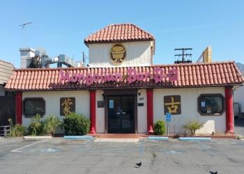 San Bernardino barbecue restaurant Mongolian Bar B-Q