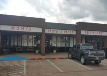 Arlington italian restaurant Moni's Pasta & Pizza