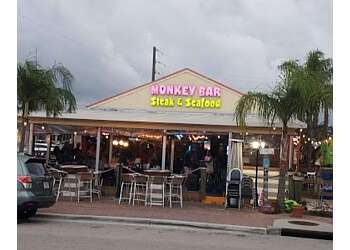 Cape Coral steak house Monkey Bar and Steakhouse