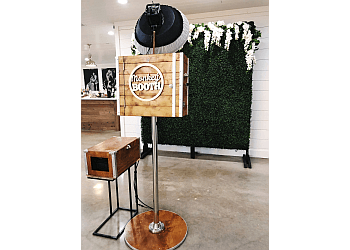 Houston photo booth company Monkey Booth Pics