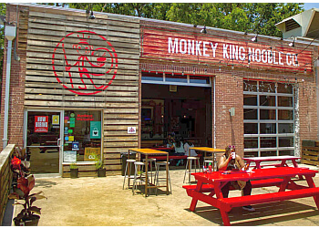 Dallas chinese restaurant Monkey King Noodle Company