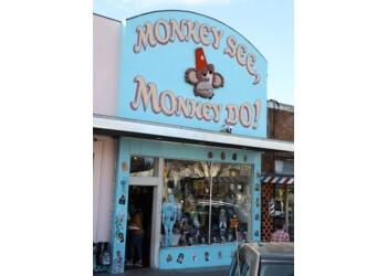 Austin gift shop Monkey See Monkey Do