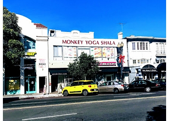 Oakland yoga studio Monkey Yoga Shala
