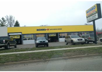 Grand Rapids car repair shop Monro Auto Service And Tire Centers