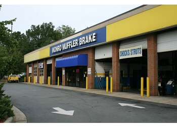 Hartford car repair shop Monro Auto Service and Tire Centers