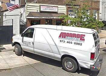 Newark security system Monroe Security Inc.