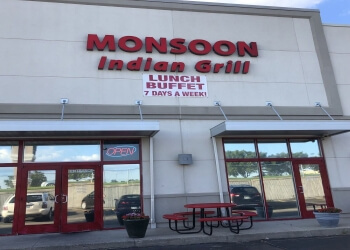 Topeka indian restaurant Monsoon Grill