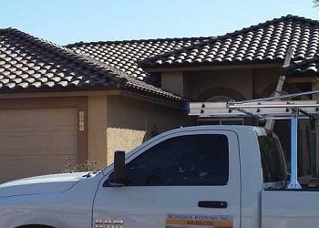 Gilbert roofing contractor Monsoon Roofing Inc.