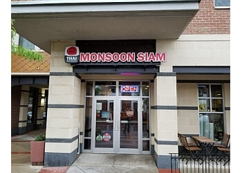 Madison thai restaurant Monsoon Siam