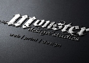 Stockton web designer Monster Design Studios