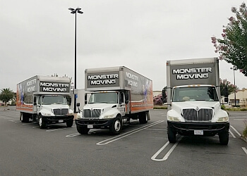 Huntington Beach moving company Monster Moving