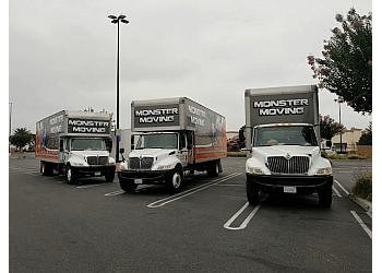 Huntington Beach moving company Monster Moving