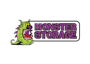 Columbus storage unit Monster Storage