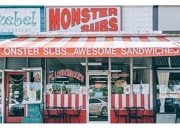 Fort Lauderdale sandwich shop Monster Subs