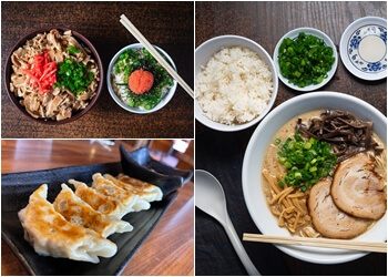 Las Vegas japanese restaurant Monta Ramen