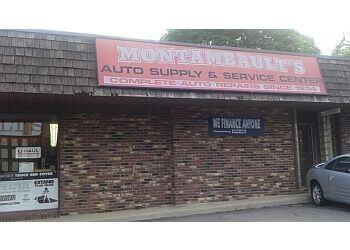 Waterbury car repair shop Montambault's Auto Supply & Service Center