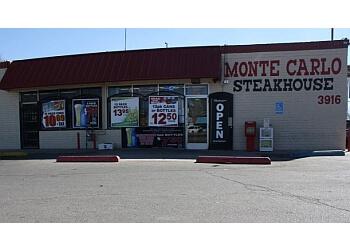 Albuquerque steak house Monte Carlo Liquors & Steak House