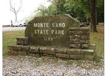 Huntsville public park Monte Sano State Park