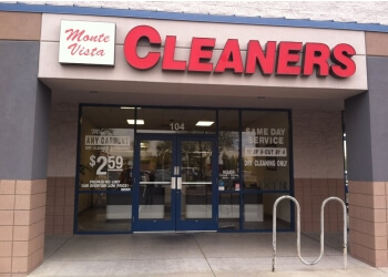 Glendale dry cleaner Monte Vista Cleaners