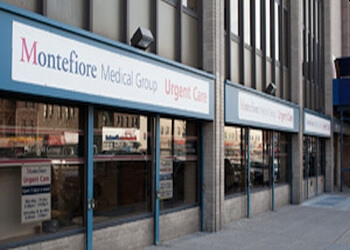 Yonkers urgent care clinic Montefiore Medical Group