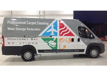 Salinas carpet cleaner Monterey Bay Solutions