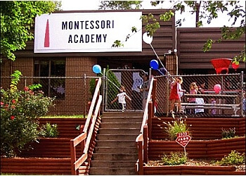 Kansas City preschool Montessori Academy