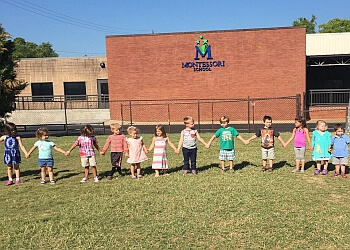 Chattanooga preschool Montessori School