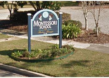 Baton Rouge preschool Montessori School of Baton Rouge