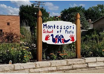 Peoria preschool Montessori School of Peoria
