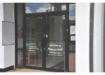Mobile preschool Montessori World Pre-School and Kindergarten