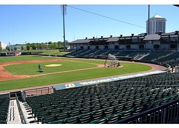 Montgomery Biscuits Professional Baseball, L.L.C. Montgomery Places To See