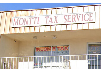 Las Vegas tax service Montti Income Tax Service