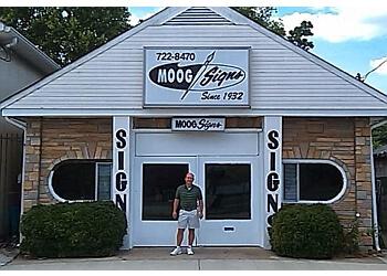 Augusta sign company Moog Signs Inc.