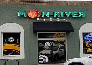 Jacksonville pizza place Moon River Pizza