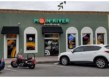 Jacksonville pizza place Moon River Pizza