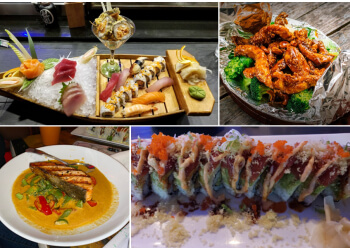 Coral Springs thai restaurant Moon Thai & Japanese Restaurant