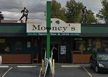 Buffalo sports bar Mooney's sports bar & grill