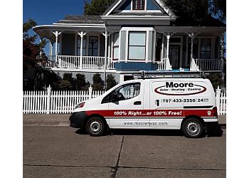Santa Rosa hvac service Moore Heating & Air Conditioning