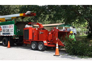 Nashville tree service Moore & Smith Tree Care, LLC