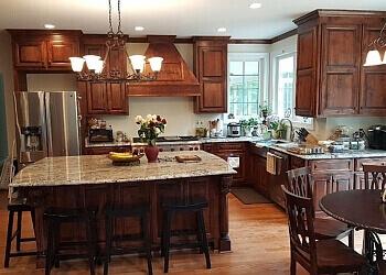 Newport News custom cabinet Moore's Custom Kitchens