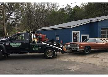 Charleston towing company  Moore's Towing