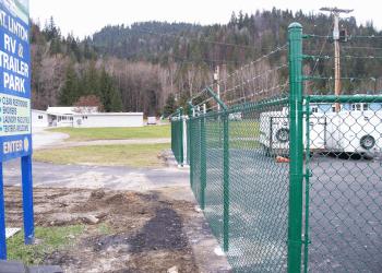 Spokane fencing contractor Moran Fence Inc.