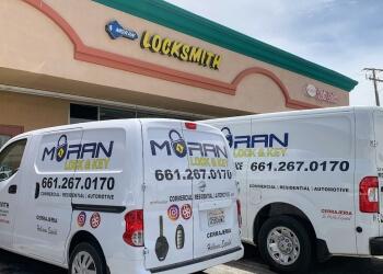 Palmdale locksmith Moran Lock & Key