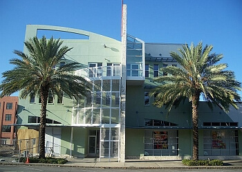 St Petersburg landmark Morean Arts Center